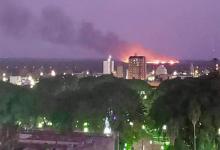 incendio Cambacuá
