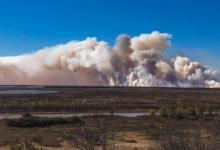 incendio Islas Las Lechiguanas