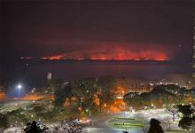 Distintas organizaciones y ciudadanos en generales reclaman una urgente sanción de Ley de Humedales, como una herramienta para combatir los incendios en las islas del Delta.