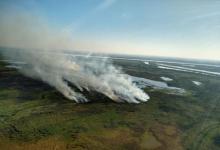 incendios islas de Ibicuy