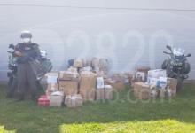 Incineraron casi una tonelada de droga en el Crematorio de Gualeguaychú