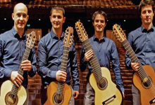 "cuarteto de guitarras ""In Crescendo"""