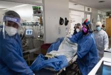 Atravesamos una segunda ola con muchos más casos, esto hace que tengamos mayor ocupación en terapia intensiva.