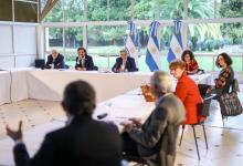 Los especialistas se reunieron con Alberto Fernández en la Quinta de Olivos y recomendaron mayores restricciones de circulación entre la Provincia de Buenos Aires y Capital Federal.
