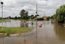 En Gualeguaychú se evacuaron a 62 personas.