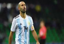 Fútbol: Javier Mascherano se sumará a la estructura de la selección argentina
