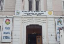 Jefatura Departamental Paraná