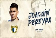 Presentaron al paranaense Joaquín Pereyra en Portugal