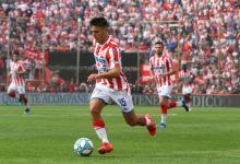 El paranaense Cavallaro volverá a la titularidad en Unión ante la lesión de Carabajal