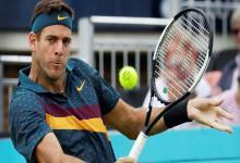Tenis: Del Potro se anotó para el Abierto de Australia