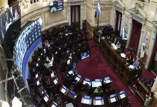 """El proyecto de ocho artículos """"comenzaría a ser debatido la semana próxima en comisiones""""."""