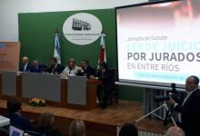 Jornada sobre juicio por jurados