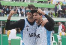 El cerritense Julián Azaad obtuvo el bronce panamericano junto a Nicolás Capogrosso