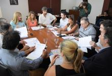 Funcionarios de los tres Poderes consensuaron políticas comunicacionales para concientizar sobre el Juicio por Jurado en los 17 Departamentos de la provincia.