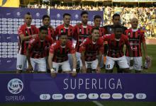Fútbol: Patronato ya tiene su derrotero para el tramo final de la Superliga