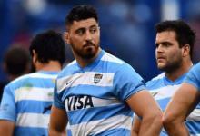 El paranaense Ortega Desio ya no tiene contrato con la Unión Argentina de Rugby