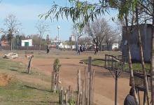 La Policía desmintió el audio sobre el brote de coronavirus en La Cuchilla