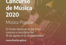 """""""Concurso de Música 2020"""""""