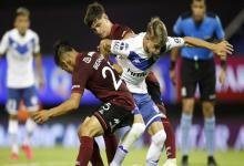 Fútbol: Lanús y Vélez definen al primer finalista de la Copa Sudamericana