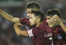 Copa Sudamericana: Lanús goleó en su debut y viajará con tranquilidad a Ecuador