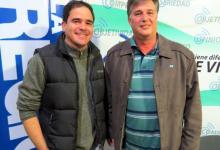 Leonardo Hassel y Raúl Riganti celebran la demora en la Justicia para dirimir una causa por corrupción.