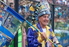 """Dolor en Boca: falleció Oscar """"Cacho"""" Laudonio, el """"Loco Banderita"""""""