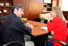 Fotografía de archivo de Ángel Giano y Laura Stratta.