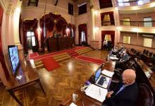 El diputado nacional Marcelo Casaretto puso como ejemplo la Legislatura entrerriana que sesionó de manera remota, a diferencia del debate que se está generando a nivel nacional y en otras jurisdicciones.