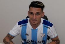 """Amistoso: """"Leo"""" Acosta anotó un tanto en el triunfo de Atlético de Rafaela"""