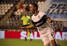 """Morales y su primer gol en Primera: """"Todo esfuerzo, tarde o temprano, tiene su recompensa"""""""
