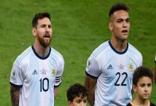 Lionel Messi irá por su séptimo Balón de Oro y tendrá como rival a Lautaro Martínez