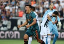 Fútbol: el gualeyo Lisandro Martínez fue titular en el empate del Ajax
