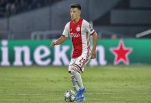 Ajax no cedió al gualeyo Lisandro Martínez para los amistosos del Sub 23