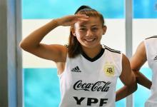 Con presencia entrerriana, las chicas del sub 20 se instalaron en San Juan