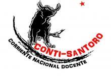 Corriente Nacional Docente Conti-Santoro