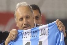 Leolodo Jacínto Luque está internado en terapia intensiva por coronavirus