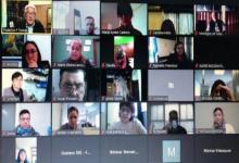 El Tribunal de Cuentas realizó un encuentro virtual con 70 contadores municipales