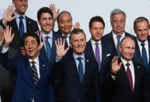 Macri en el G20