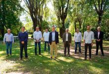 Macri se metió en la interna del PRO bonaerense con un respaldo a los intendentes