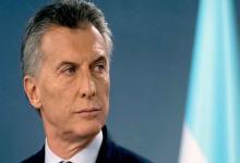 Macri y el FMI.