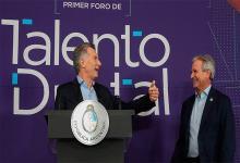 Macri anunció la entrega de 10.000 becas de capacitación digital