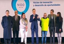 Macri encabezó acto en Córdoba
