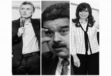 Macri, Maduro y Fernández