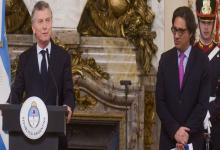 Macri y Garabano