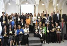 Maestros Ilustres de todo el país fueron reconocidos en el Ministerio de Educación