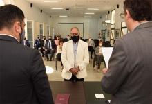 La jura se realizó el viernes pasado y fue presidida por Pablo Biaggini, presidente del Consejo de la Magistratura.