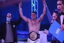 Boxeo: dos rounds le bastaron al entrerriano Marcelo Cóceres para ser campeón