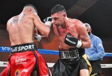 Boxeo: el entrerriano Marcelo Cóceres defenderá su título argentino el 23 de enero