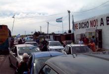 Hoy a las 16 se realizará la 17° marcha en defensa del río Uruguay, cuando se parte en caravana automovilística desde Arroyo Verde hasta el Puente Internacional General San Martín.