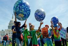 marchas por el cambio climático